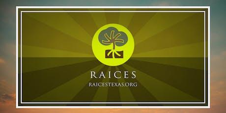 BE Charitable Raffle & Bingo Night for RAICES Texas tickets