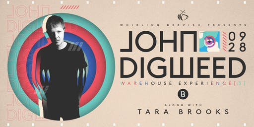 John Digweed Warehouse Experience[3]Denver+Tara Brooks