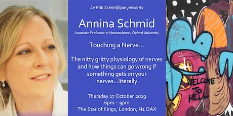 Annina Schmid - Touching a Nerve tickets