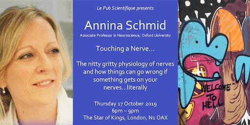 Annina Schmid - Touching a Nerve