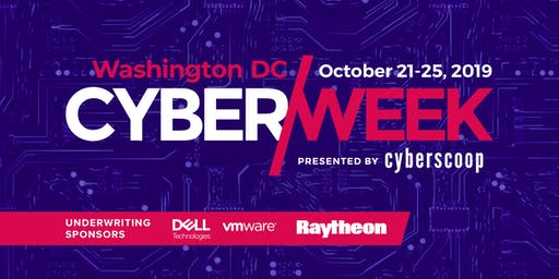 DC CyberWeek Opening Party 2019