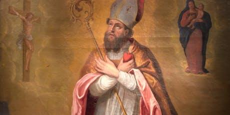 Penseur en résidence : L'amour chez saint Augustin billets