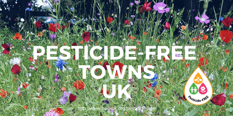 Local Campaigning for Healthy Towns and Cities: stopping the use of pesticides tickets