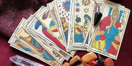 Tarot Class With Anne tickets