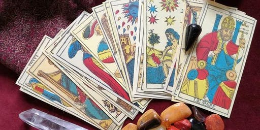 Tarot Class With Anne