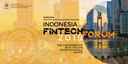 Indonesia Fintech Forum 2019