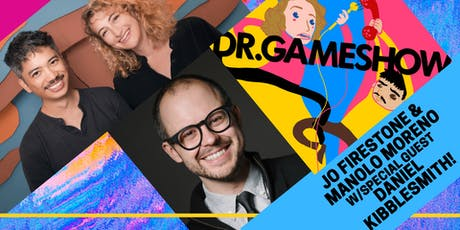 Dr Gameshow Live with Daniel Kibblesmith tickets