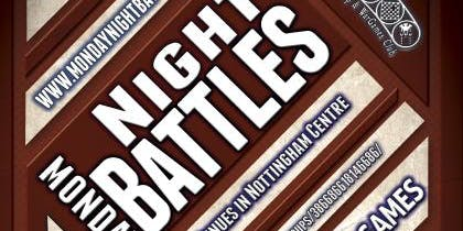 Monday Night Battles - Tabletop Miniature Gaming