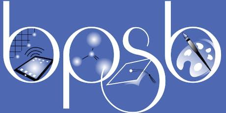 BPSB - Grades 3-4 Math Standards Workshop Series/Mission 2 tickets