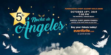 5ta Noche de Angeles tickets