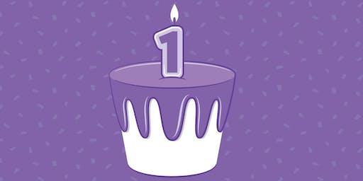 Lolli's 1st Birthday Bash — Memphis