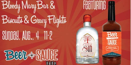 Bloody Mary Bar & Biscuits and Gravy! tickets
