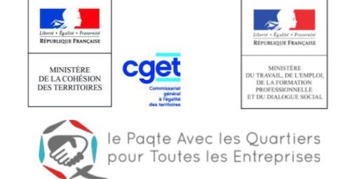 """Lancement du Club des entreprises engagées  """"PAQTE 77"""""""