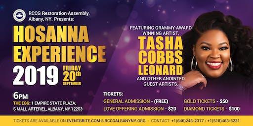 The Hosanna Experience 2019 with Tasha Cobbs Leonard