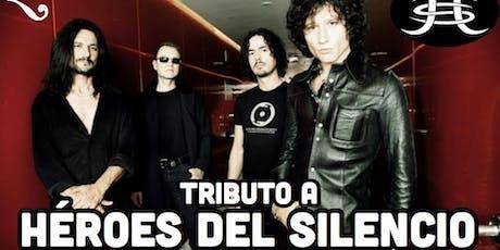 HEROES DEL SILENCIO tributo por Zinorbita tickets