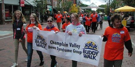 10th Annual Champlain Valley Buddy Walk tickets