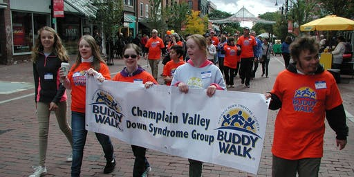 10th Annual Champlain Valley Buddy Walk