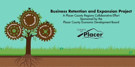 Placer County Regions Business Retention and Expansion Project tickets