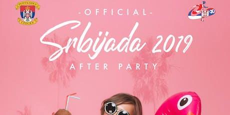 Balkan Summer Series at PRYSM - Srbijada Afterparty tickets