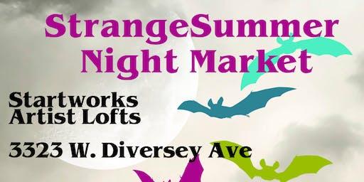 Strange Night Market