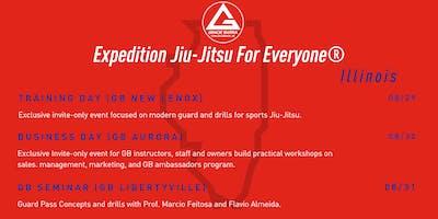 Expedition Jiu-Jitsu For Everyone®