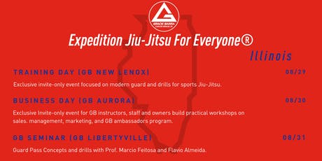 Expedition Jiu-Jitsu For Everyone®  tickets