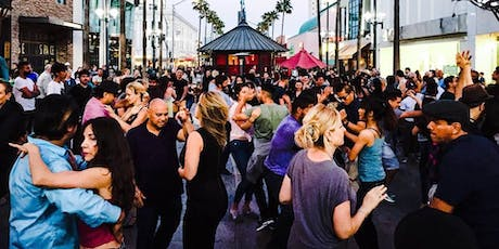 Salsa Sundays on Third Street Promenade tickets