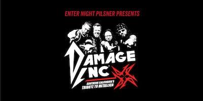 Enter Night Pilsner Presents: Damage Inc