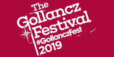 Gollanczfest 2019 - Afternoon-Only Writer's Ticket tickets