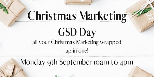 Christmas Marketing Workshop