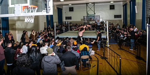 Outlaw Wrestling presented by NYWC