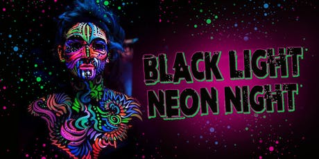 Black Light Neon Night at Boogie Fever | Ferndale tickets
