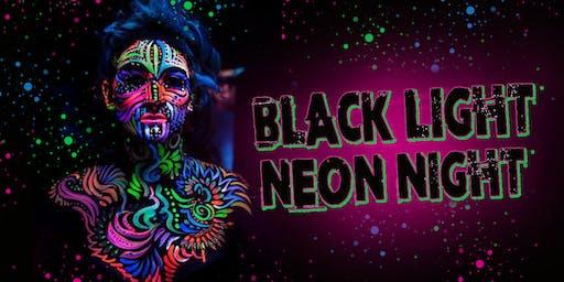 Black Light Neon Night at Boogie Fever | Ferndale