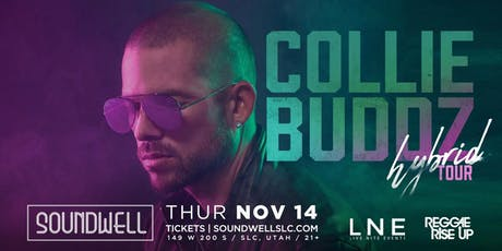 Collie Buddz - Hybrid Tour tickets