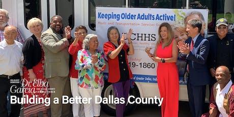 Campaign Fundraiser for Dallas County Commissioner Dr. Elba Garcia tickets