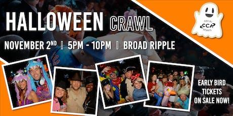 CCA Halloween Crawl tickets