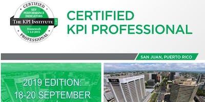 Certified KPI Professional-September 2019