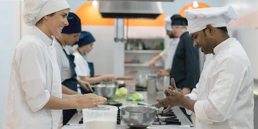 Food Handler Course (Chatham), Friday, July 10th, 9:00AM - 4:30PM