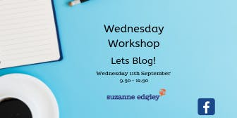 Let's Blog - Mini Workshop