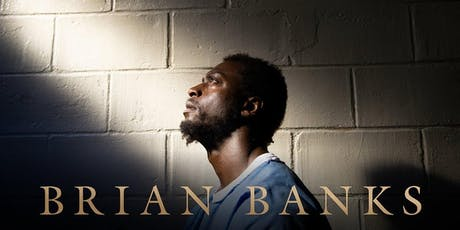 London premier of the  film, Brian Banks tickets