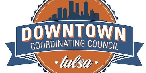Downtown Tulsa Public Safety Forum September 2019