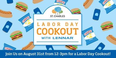 Labor Day Cookout with Lennar!