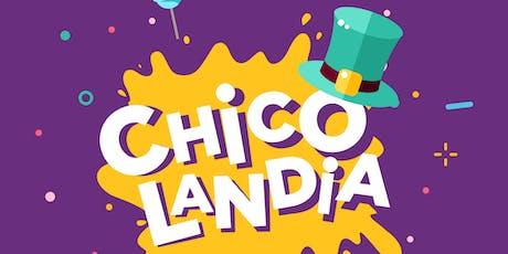 Chicolandia 2019 entradas