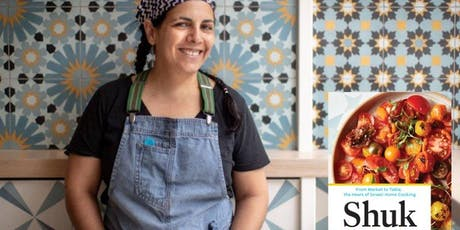 "Dinner & a Talk: Einat Admony presenting ""Shuk: From Market to Table, the Heart of Israeli Home Cooking"" tickets"
