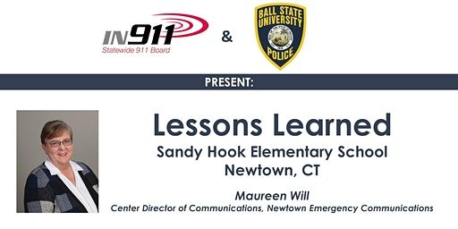 Lessons Learned–Sandy Hook Elementary School with Maureen Will