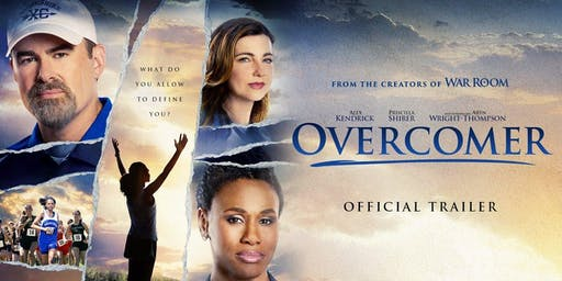 Overcomer the Movie at Spotlight Cinemas the Meeting Place!