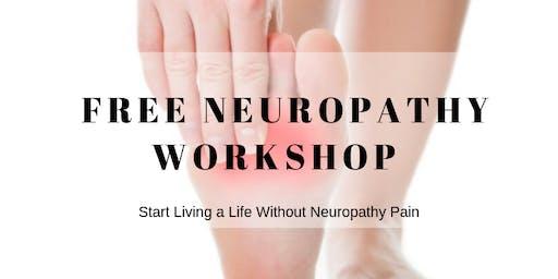 FREE Workshop - Reversing Neuropathy Symptoms