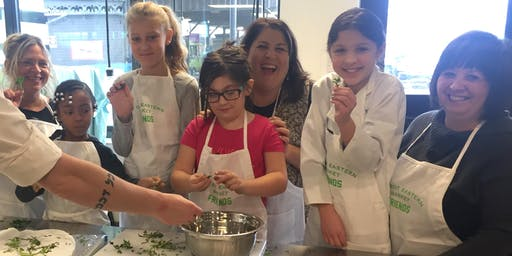 Intergenerational Fall/Winter Cooking Classes
