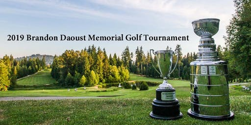 2019 Brandon Daoust Memorial Golf Tournament