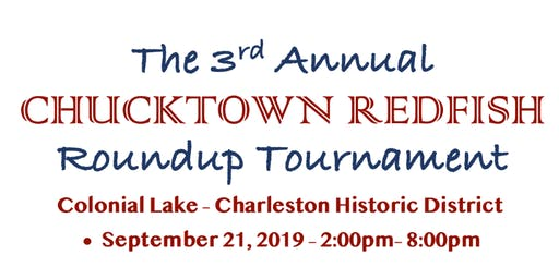 Chucktown Redfish Roundup - 2019